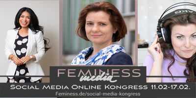 Feminess Social Media Online-Kongress
