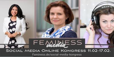 Feminess Social Media Online-Kongress