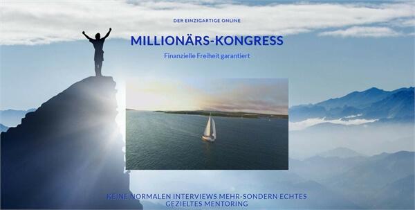 Millionärs Online-Kongress
