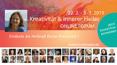 Kreativität & Innerer Heiler Online-Kongress