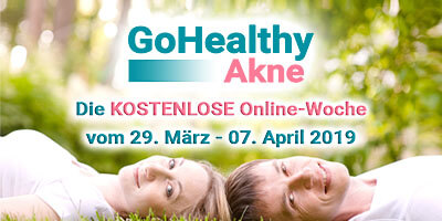 Akne behandeln Online-Kongress | GoHealthy 2019