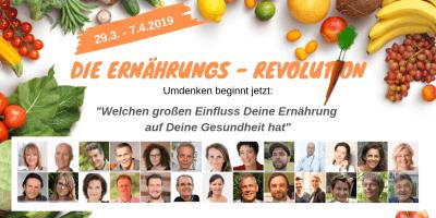 Ernährungs Revolution Online-Kongress
