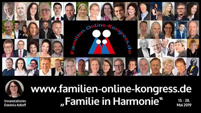 Familien Online-Kongress | Familien in Harmonie