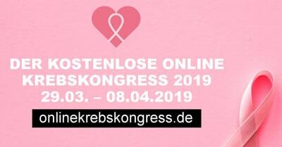 Krebs Online-Kongress