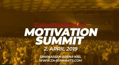 Motivation Summit in Kiel