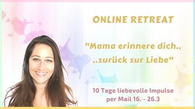 Mutter-Kind Beziehung Online-Retreat