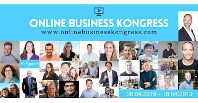 Online Business Kongress | Starte dein Business
