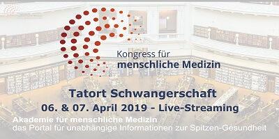 Tatort Schwangerschaft Kongress Livestream