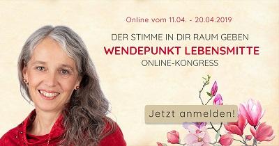 Wendepunkt Lebensmitte Online-Kongress