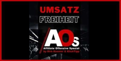 Affiliate Offensive Spezial 2021