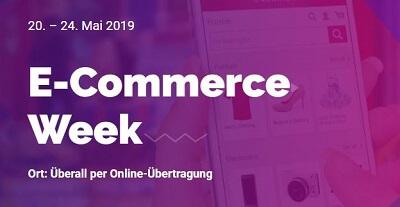 E-Commerce Week Online-Kongress