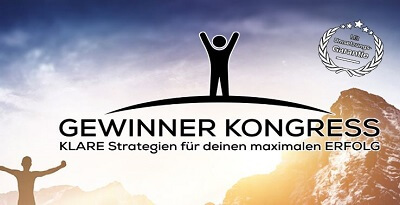 Gewinner Online-Kongress