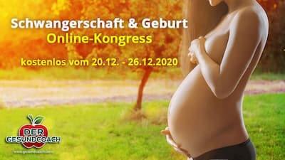 Schwangerschaft & Geburt Online-Kongress