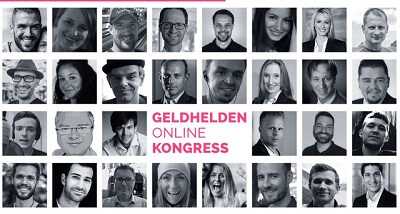Geldhelden Online-Kongress-