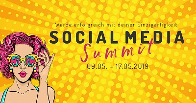 SocialMediaSummit | Tools, Community, Expertenstatus aufbauen
