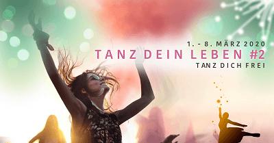 Tanz Dein Leben Online-Kongress