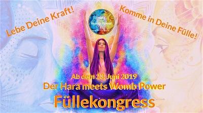 Fülle Online-Kongress   Hara meets Womb Power