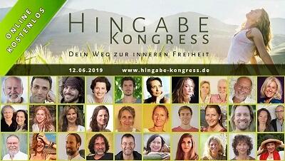 Hingabe Online-Kongress   Weg zur inneren Freiheit