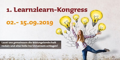 Learn2learn Online-Kongress