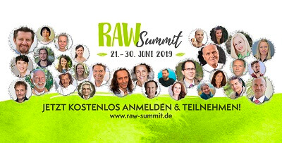 RAW Summit - gesunde Ernährung und Rezepte