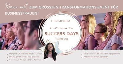 Feminess Success Days