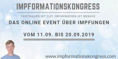 Impf Informations Online-Kongress