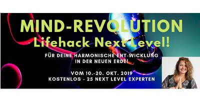 Mind-Revolution Online-Kongress | Lifehack Next Level