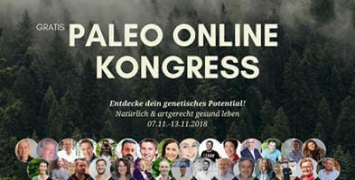 Paleo Online-Kongress   Natürliche Gesundheit & Performance