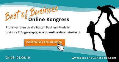Best of Business Online-Kongress