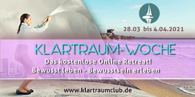 Klartraum Online-Kongress   Luzides Träumen lernen