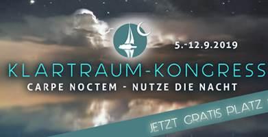 Klartraum Online-Kongress | Luzides Träumen lernen