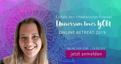 Universum Loves You Online Retreat | Die kosmische Urkraft