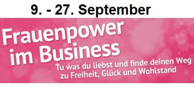 Frauenpower im Business Online-Kongress