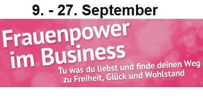Frauenpower im Business Online-Kongress