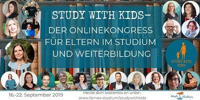 Study with kids online-kongress
