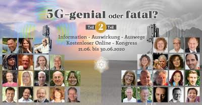 5G Online-Kongress | Information, Auswirkung, Auswege