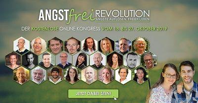 Angstfrei Revolution Online-Kongress