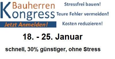 Bauherren Online-Kongress