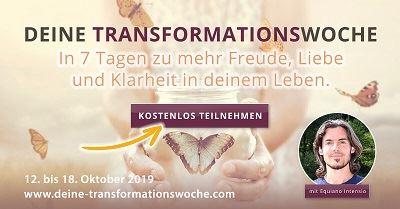 Transformationswoche Online-Retreat