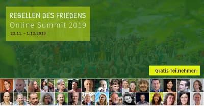 Rebell*innen des Friedens Online-Kongress | ethischer Naturschutz