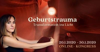 Geburtstrauma Online-Kongress | Transformation ins Licht