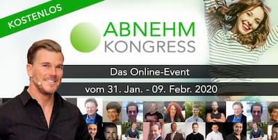 Abnehm Online-Kongress    Für die Wunschfigur und Gesundheit