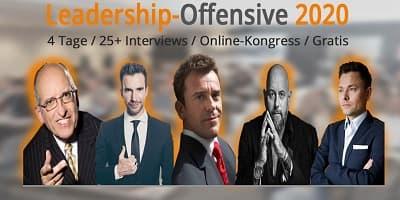 Leadership-Offensive 2020 Online-Kongress