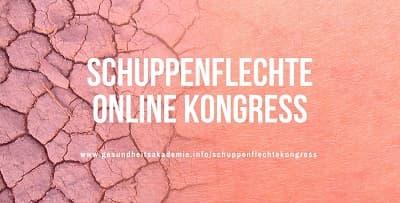 Schuppenflechte Online-Kongress   30 geprüfte Methoden