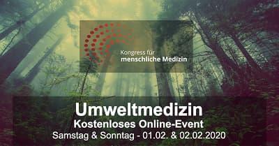 Umweltmedizin Online-Kongress