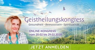 Geistheilung Online-Kongress