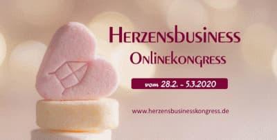 Herzensbusiness Online-Kongress   Herzensmission auf neuem Level