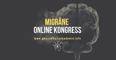 Migräne Online-Kongress | Methoden zur ursächlichen Behandlung