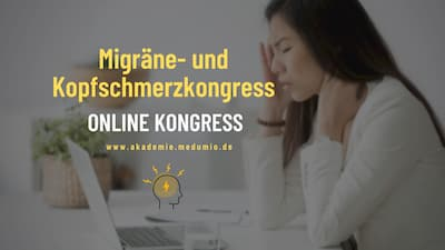 Migräne Online-Kongress   Methoden zur ursächlichen Behandlung