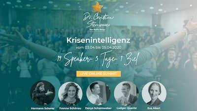 Krisenintelligenz Summit   Als Unternehmer durch die Krise